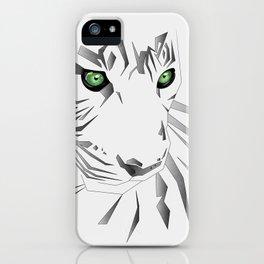 Tiger's  Soul iPhone Case
