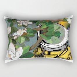 Magnolianaut Rectangular Pillow