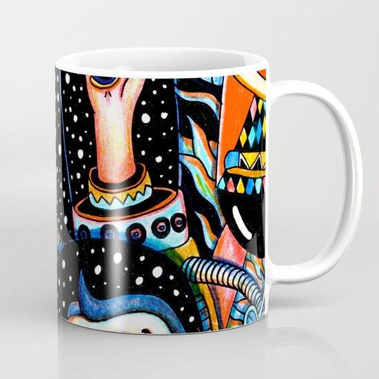 viaje Mug