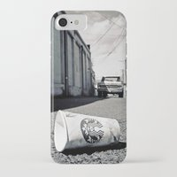 starbucks iPhone & iPod Cases featuring Starbucks dream by Vorona Photography
