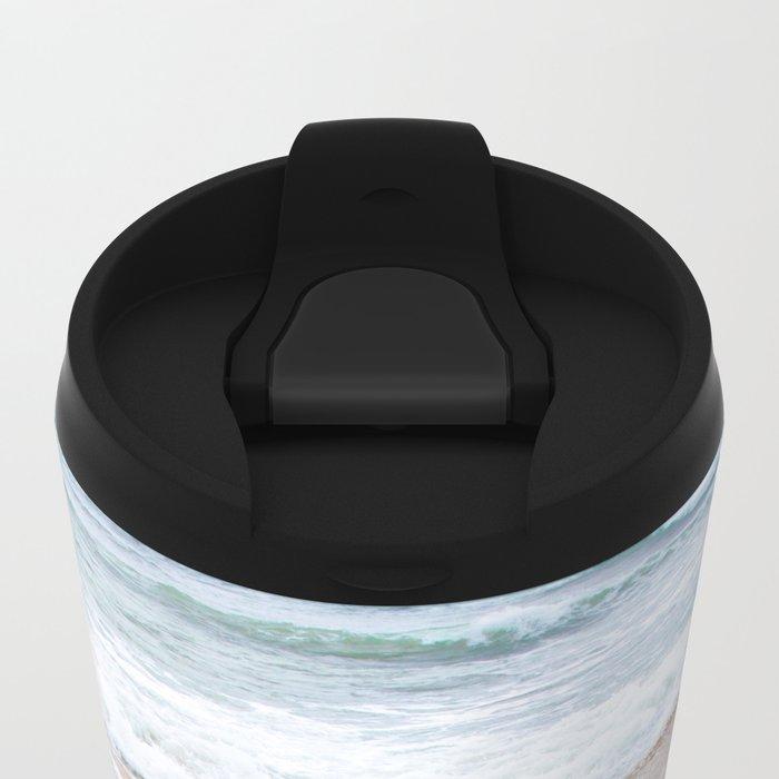 Serenity Retreating Metal Travel Mug