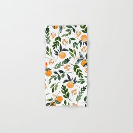 Orange Grove Hand & Bath Towel