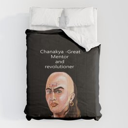 Chanakya - Great mentor and revolutioner Comforters