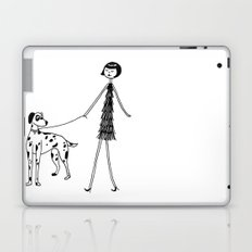 Eloise and Patch Laptop & iPad Skin