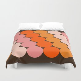 Honey Dots Duvet Cover