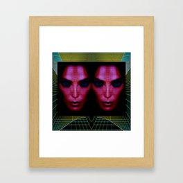 A. I. ( Artificial Inquisitors ) Framed Art Print