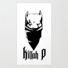 Killah P Art Print