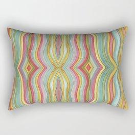Striped Rectangular Pillow