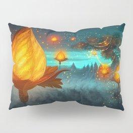 Magical lights Pillow Sham
