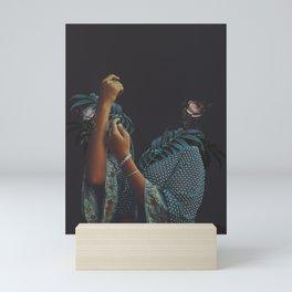 Seconds Before Dawn Mini Art Print