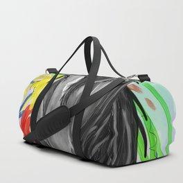 Fancy Pony Duffle Bag