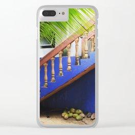 Unawatuna Clear iPhone Case