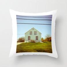 A Home Throw Pillow