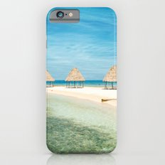 Waves and Clouds Slim Case iPhone 6s