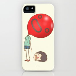 balloon iPhone Case
