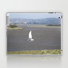 *Sailing into Launceston Tasmania* Laptop & iPad Skin