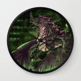 Doom's Lair Wall Clock