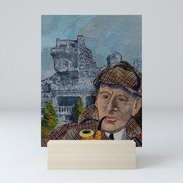 Sherlock Holmes Mini Art Print