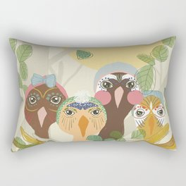 Babies I Rectangular Pillow
