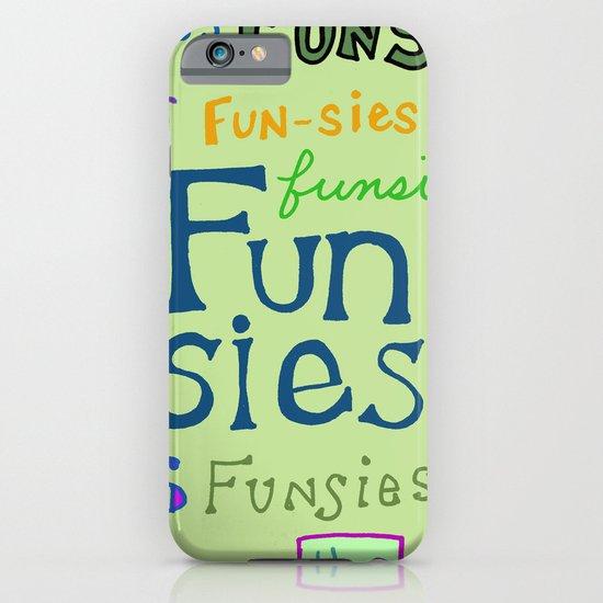 Funsies iPhone & iPod Case