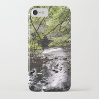 bridge iPhone & iPod Cases featuring Bridge   by Mark Spence
