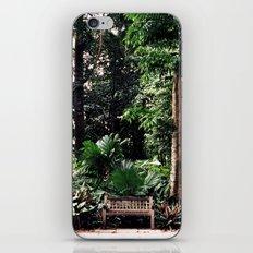 Bench iPhone & iPod Skin
