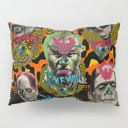 The Monsters Pillow Sham
