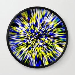Splash 016 Wall Clock