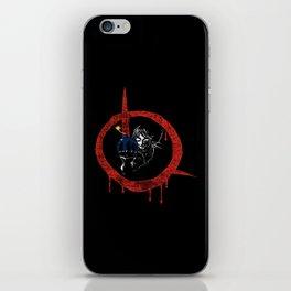 Link for vendetta iPhone Skin