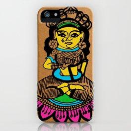 Indian goddess  iPhone Case