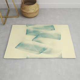 Abstract forms 77 Rug