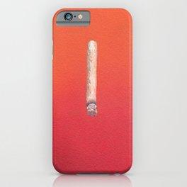 Funny Cigarette iPhone Case