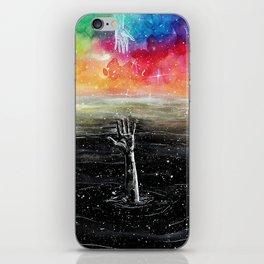 Help me iPhone Skin