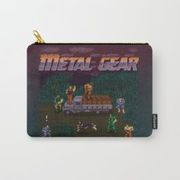 Gear Metal Carry-All Pouch