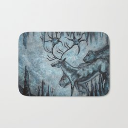 Crystal Cavern Procession Bath Mat