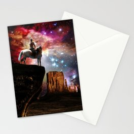 Native American Universe Stationery Cards