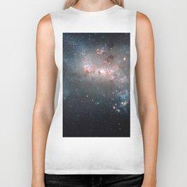 Starburst - Captured by Hubble Telescope Biker Tank