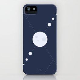 Stellar Symmetry iPhone Case