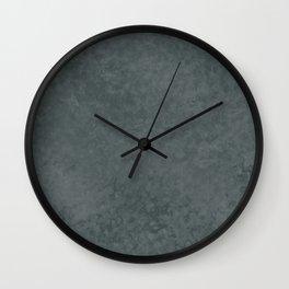 PPG Night Watch, Liquid Hues, Abstract Fluid Art Design Wall Clock