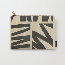 Abstract Art 52 Carry-All Pouch