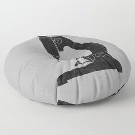 Microwave Floor Pillow