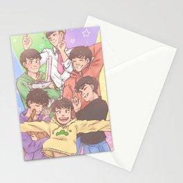 Trash bro's Stationery Cards