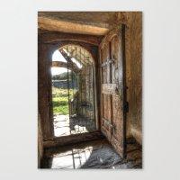 doors Canvas Prints featuring Doors by Darren Wilkes Fine Art Images