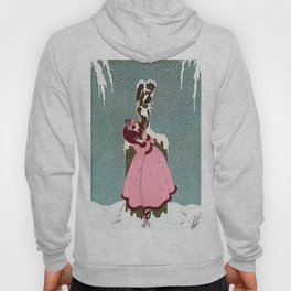 """""""The End of Romance"""" Deco Design Hoody"""