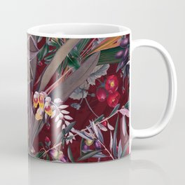 Midnight Garden IX Coffee Mug