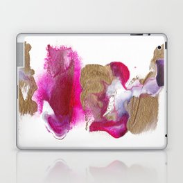 Eloise Abstract Painting Laptop & iPad Skin