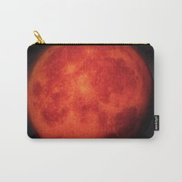 Super bloody moon Carry-All Pouch