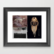 vanitas Framed Art Print