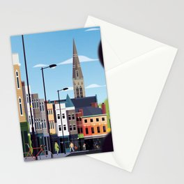 Church St. Stoke Newington Stationery Cards