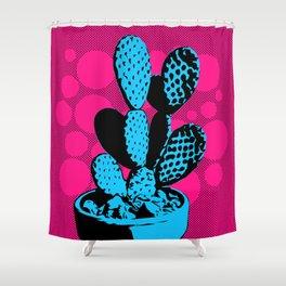 Cactus Art05_#2 Shower Curtain